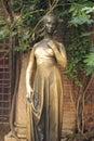 Juliet's statue, Verona, Italy Royalty Free Stock Photo