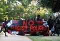 July 13, 2016, Black Lives Matter Protest, Charleston, SC. Royalty Free Stock Photo