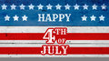 July 4th background Royalty Free Stock Photo