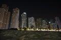 Jumeirah Beach Residence in Dubai Royalty Free Stock Photo