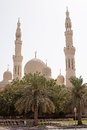Jumeirah Mosque, Dubai Royalty Free Stock Photo