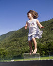 Jumps Royalty Free Stock Photography