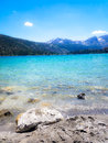 June Lake Royalty Free Stock Photo