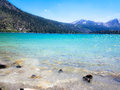 June Lake California Royalty Free Stock Photo
