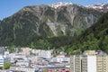 Juneau, Alaska Royalty Free Stock Photo