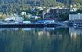 Juneau Alaska Royalty Free Stock Photo