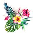 Jungle paradise bouquet
