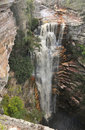 Jungle Waterfall Royalty Free Stock Photography