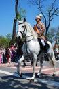 Juni Parade (Brasov/Romania) Royalty Free Stock Image