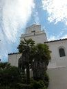 Junipero Serra - San Diego Royalty Free Stock Image