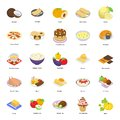 Junk Food Vectors Set