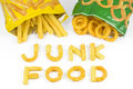 Junkfood Royalty Free Stock Photo