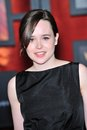 Juno star ellen page th annual critics choice awards santa monica civic auditorium january los angeles ca picture paul smith Stock Photos