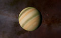 Jupiter elements of this image furnished by nasa Stock Photography