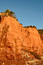 Jurassic Coast Erosion Stock Images
