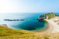 Jurassic Coast Royalty Free Stock Photo