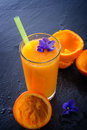 Jus d orange Images libres de droits