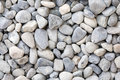 Just many pebbles from above Royalty Free Stock Photography