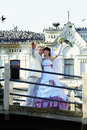 Photo : Just Married vacation young boyfriend