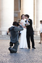 Just married - Wedding shooting photographer