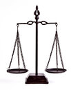 Justice balance Royalty Free Stock Photo