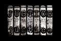 Justice concept or moral rights Royalty Free Stock Images