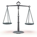 Justice scale balance Stock Photo