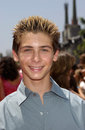 Justin berfield actor at the world premiere in hollywood of disney s the princess diaries jul paul smith featureflash Stock Images
