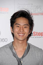 Justin Chon,The Game Royalty Free Stock Photo