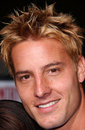 Justin hartley at the premiere of american dreamz arclight hollywood hollywood ca Royalty Free Stock Photography