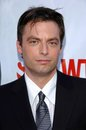 Justin kirk at the season two premiere of weeds egyptian theatre hollywood ca Stock Image