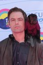 Justin kirk at the teen choice awards arrivals gibson amphitheatre universal city ca Stock Photo
