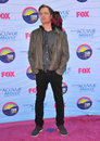 Justin kirk at the teen choice awards at the gibson amphitheatre universal city july los angeles ca picture paul smith Stock Images