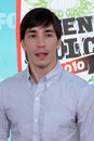 Justin Long Stock Photo