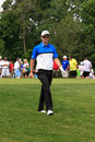 Justin rose at the memorial tournament in dublin ohio usa Stock Photo
