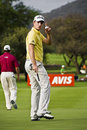 Justin Rose - NGC2010 Stock Photos