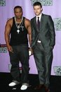 Justin Timberlake, Timbaland Photos stock