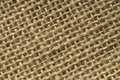 Juta close up fiber of textile texture Stock Photos