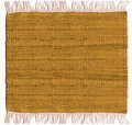 Jute carpet Royalty Free Stock Photo