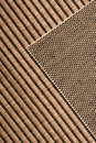 Jute rug Royalty Free Stock Photo