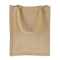 Jute Tote Bag Royalty Free Stock Photo