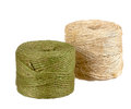Jute Twine Royalty Free Stock Photo