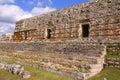 Kabah in Yucatan, Mexico. Royalty Free Stock Photo