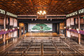 Kabuki Theater Stage Royalty Free Stock Photo