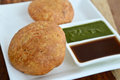 Kachori Stock Image