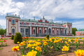 Kadriorg palace tallinn estonia may baroque built for peter the great in now houses the art museum of s foreign collection Royalty Free Stock Image