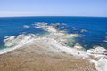 Kaikoura Peninsula, New Zealand Stock Photo