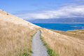 Kaikoura Peninsula Walkway, New Zealand Stock Photography