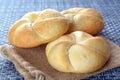 Kaiser bread