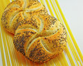 Kaiser roll Stock Photography